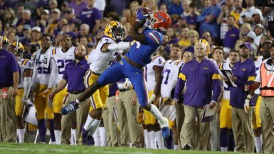 college football wide receivers